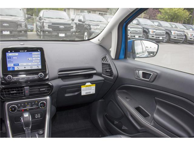 2018 Ford EcoSport Titanium (Stk: 8EC7176) in Surrey - Image 15 of 29