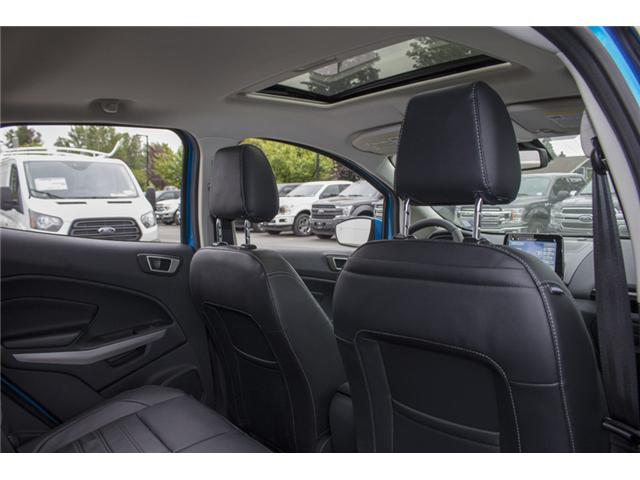 2018 Ford EcoSport Titanium (Stk: 8EC7176) in Vancouver - Image 16 of 29
