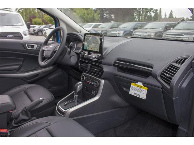 2018 Ford EcoSport Titanium (Stk: 8EC7176) in Vancouver - Image 17 of 29