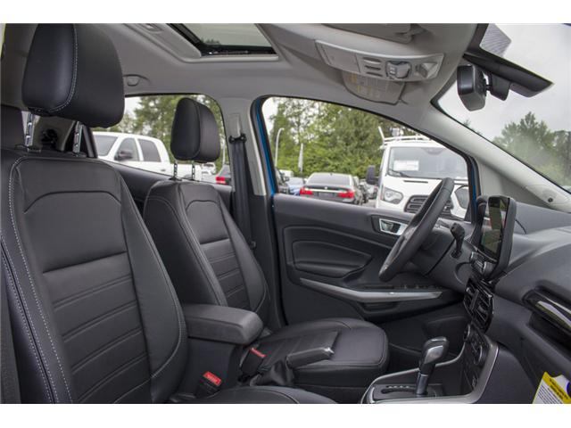 2018 Ford EcoSport Titanium (Stk: 8EC7176) in Vancouver - Image 18 of 29