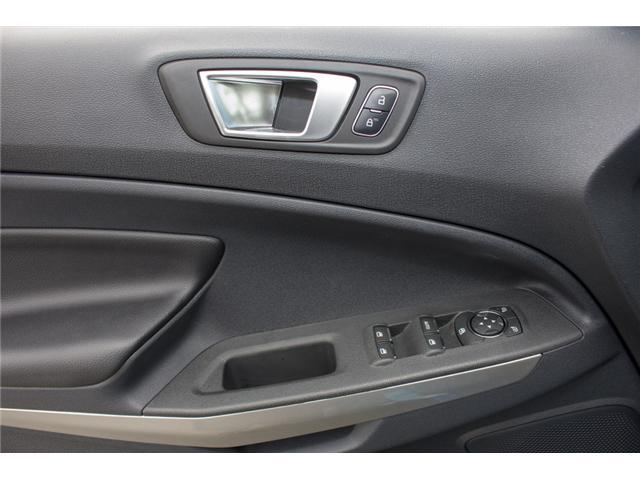 2018 Ford EcoSport Titanium (Stk: 8EC7176) in Vancouver - Image 19 of 29