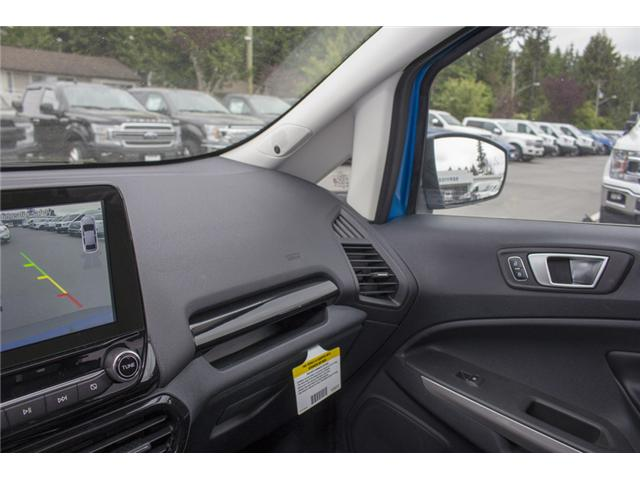 2018 Ford EcoSport Titanium (Stk: 8EC7176) in Vancouver - Image 28 of 29