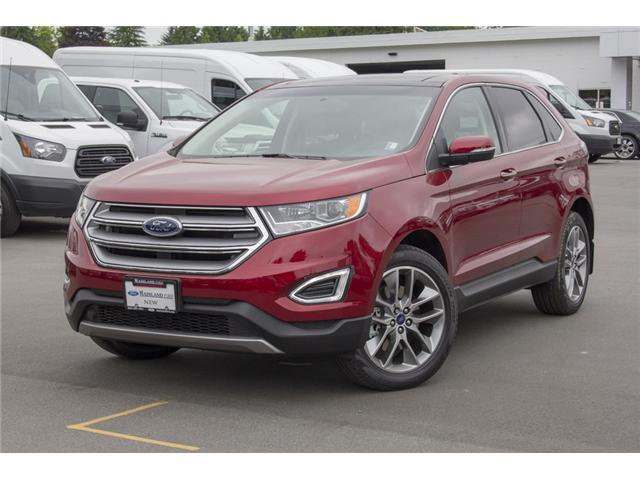2018 Ford Edge Titanium (Stk: 8ED2266) in Surrey - Image 3 of 29