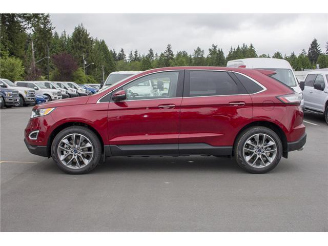 2018 Ford Edge Titanium (Stk: 8ED2266) in Surrey - Image 4 of 29