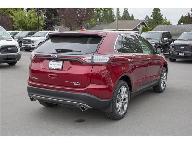2018 Ford Edge Titanium (Stk: 8ED2266) in Surrey - Image 7 of 29