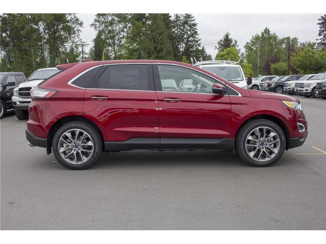 2018 Ford Edge Titanium (Stk: 8ED2266) in Surrey - Image 8 of 29