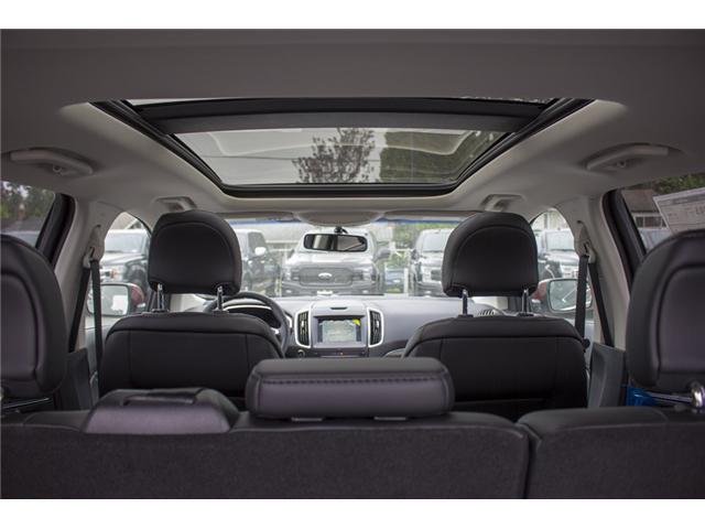 2018 Ford Edge Titanium (Stk: 8ED2266) in Surrey - Image 11 of 29