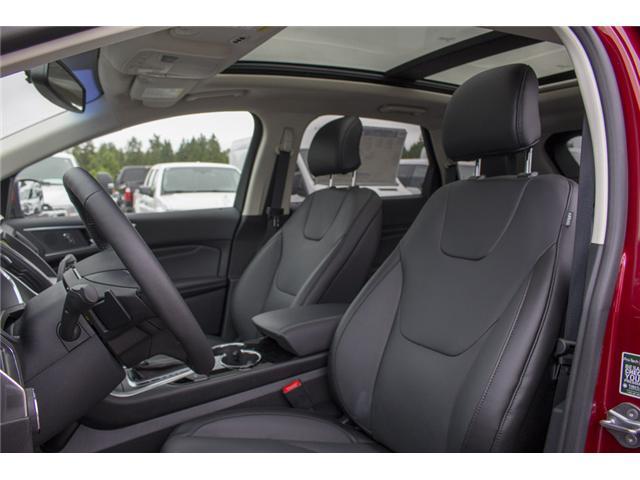 2018 Ford Edge Titanium (Stk: 8ED2266) in Surrey - Image 12 of 29