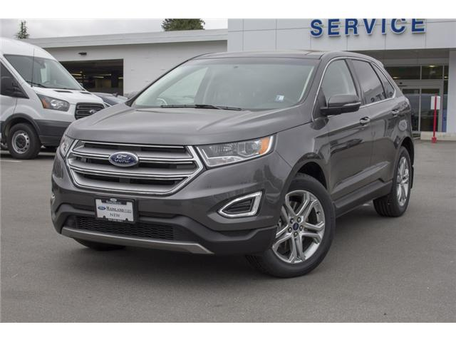 Ford Edge Titanium Stk Ed In Surrey Image
