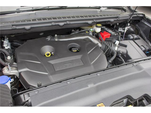 2018 Ford Edge Titanium (Stk: 8ED2415) in Surrey - Image 9 of 28