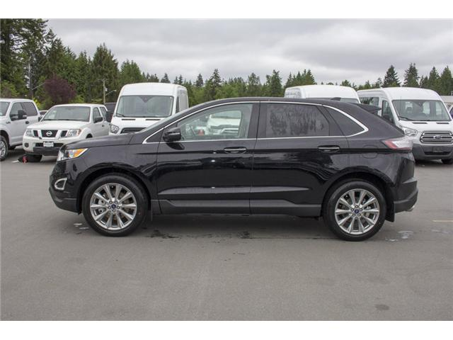 2018 Ford Edge Titanium (Stk: 8ED2417) in Surrey - Image 4 of 29
