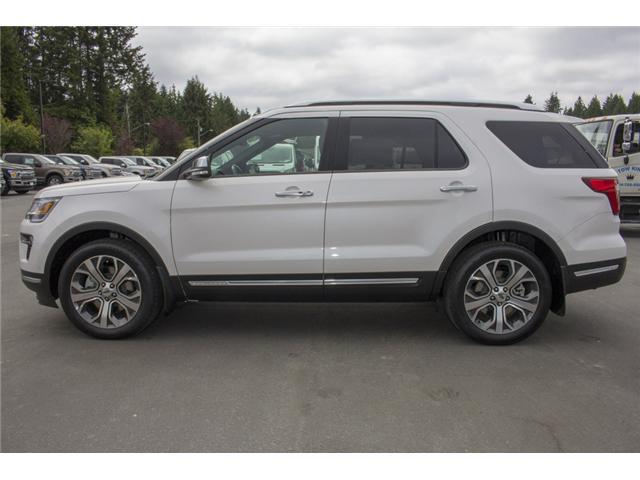 2018 Ford Explorer Platinum (Stk: 8EX6345) in Surrey - Image 4 of 30