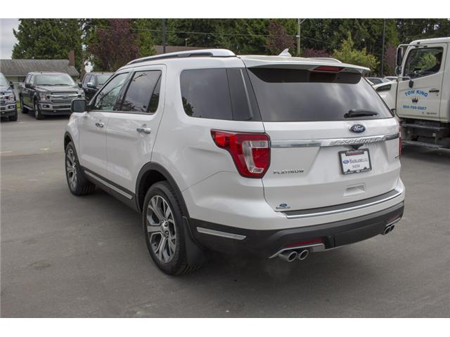 2018 Ford Explorer Platinum (Stk: 8EX6345) in Surrey - Image 5 of 30