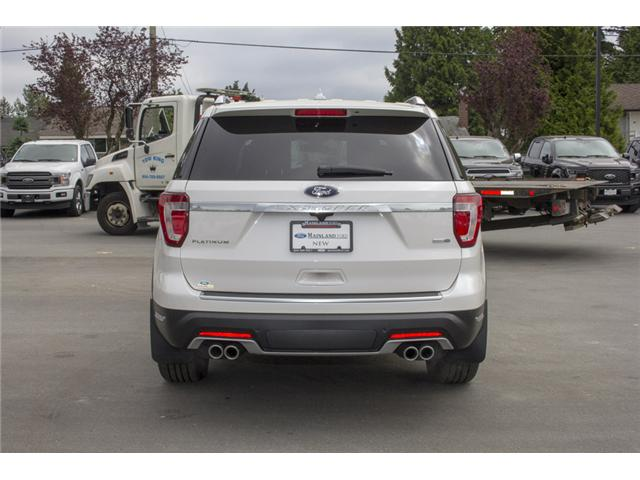2018 Ford Explorer Platinum (Stk: 8EX6345) in Surrey - Image 6 of 30