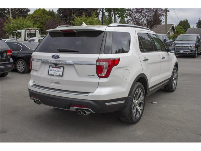 2018 Ford Explorer Platinum (Stk: 8EX6345) in Surrey - Image 7 of 30