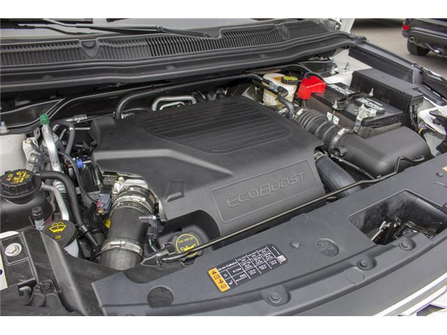 2018 Ford Explorer Platinum (Stk: 8EX6345) in Surrey - Image 9 of 30
