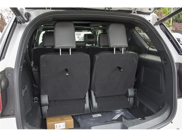 2018 Ford Explorer Platinum (Stk: 8EX6345) in Surrey - Image 10 of 30