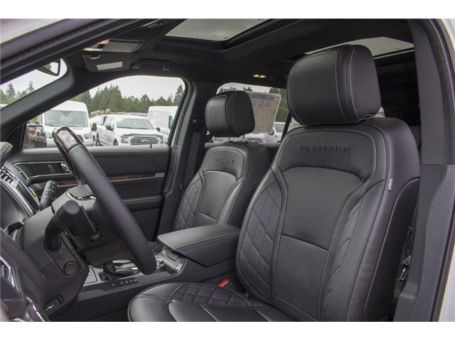 2018 Ford Explorer Platinum (Stk: 8EX6345) in Surrey - Image 11 of 30