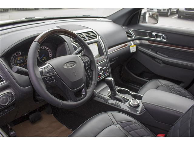 2018 Ford Explorer Platinum (Stk: 8EX6345) in Surrey - Image 12 of 30