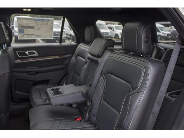 2018 Ford Explorer Platinum (Stk: 8EX6345) in Surrey - Image 13 of 30