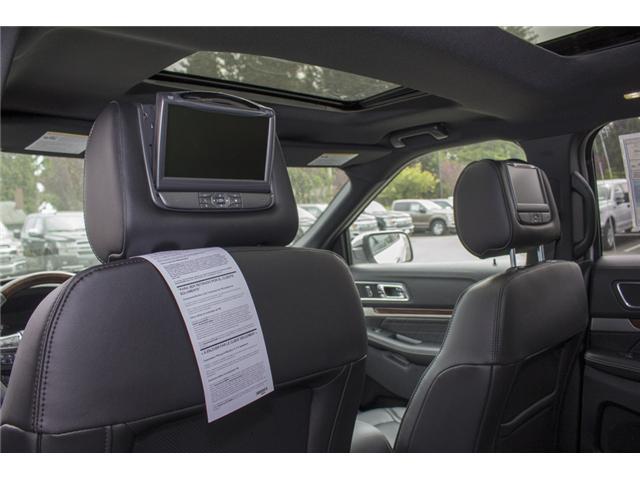 2018 Ford Explorer Platinum (Stk: 8EX6345) in Surrey - Image 14 of 30