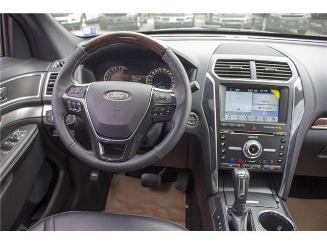 2018 Ford Explorer Platinum (Stk: 8EX6345) in Surrey - Image 15 of 30