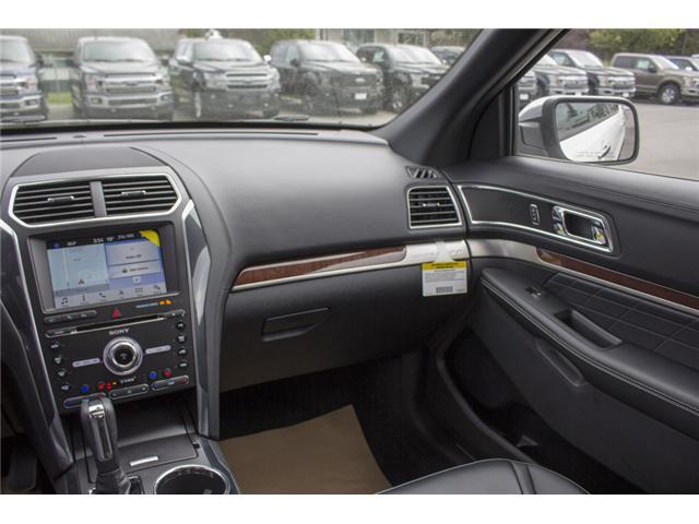2018 Ford Explorer Platinum (Stk: 8EX6345) in Surrey - Image 16 of 30