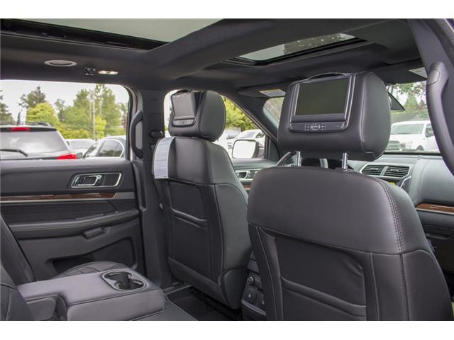 2018 Ford Explorer Platinum (Stk: 8EX6345) in Surrey - Image 18 of 30