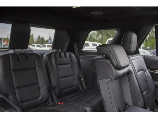 2018 Ford Explorer Platinum (Stk: 8EX6345) in Surrey - Image 19 of 30