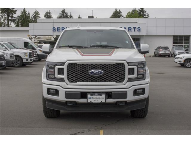 2018 Ford F-150 Lariat (Stk: 8F15265) in Surrey - Image 2 of 28