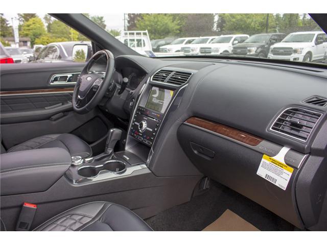 2018 Ford Explorer Platinum (Stk: 8EX6345) in Surrey - Image 20 of 30