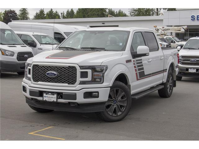 2018 Ford F-150 Lariat (Stk: 8F15265) in Surrey - Image 3 of 28