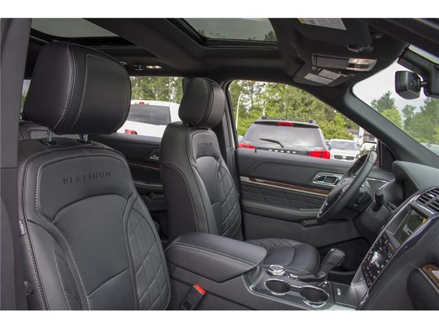 2018 Ford Explorer Platinum (Stk: 8EX6345) in Surrey - Image 21 of 30