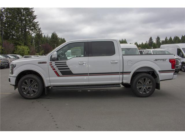 2018 Ford F-150 Lariat (Stk: 8F15265) in Surrey - Image 4 of 28