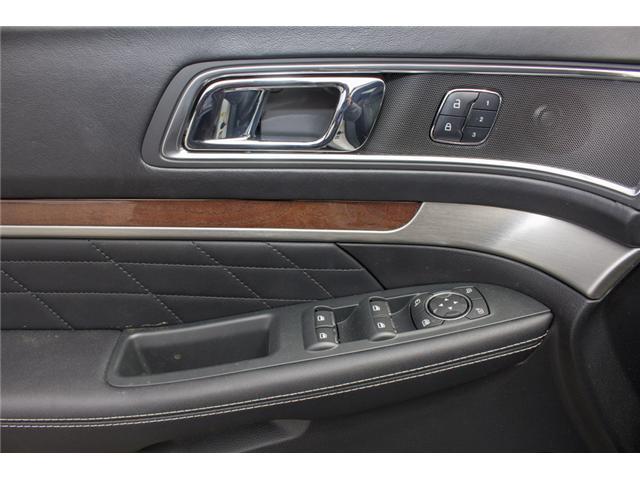 2018 Ford Explorer Platinum (Stk: 8EX6345) in Surrey - Image 22 of 30