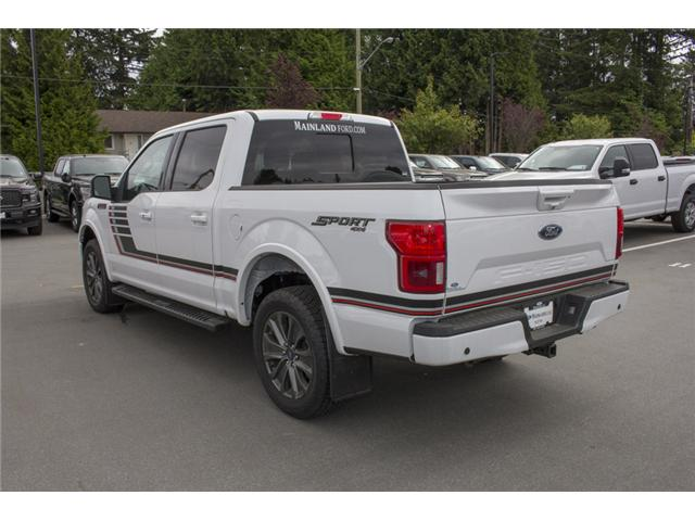 2018 Ford F-150 Lariat (Stk: 8F15265) in Surrey - Image 5 of 28