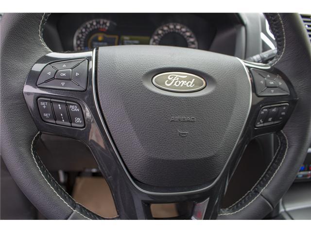 2018 Ford Explorer Platinum (Stk: 8EX6345) in Surrey - Image 23 of 30
