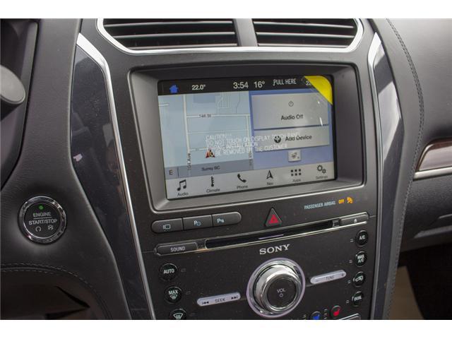 2018 Ford Explorer Platinum (Stk: 8EX6345) in Surrey - Image 25 of 30