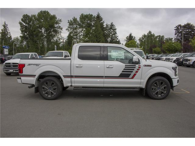 2018 Ford F-150 Lariat (Stk: 8F15265) in Surrey - Image 8 of 28