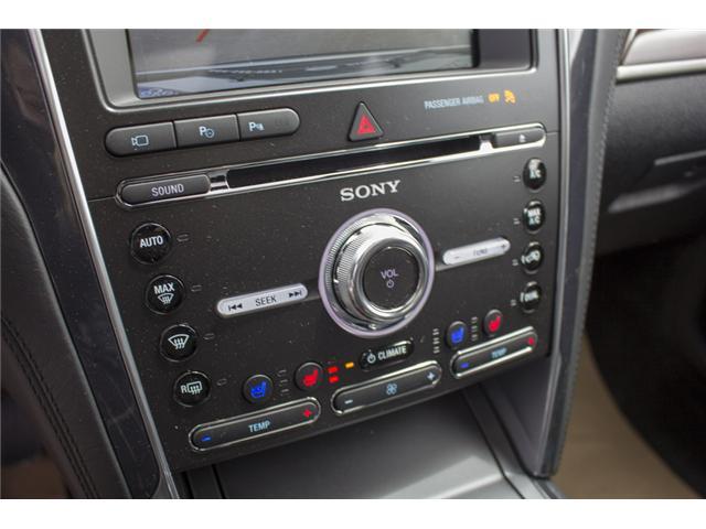 2018 Ford Explorer Platinum (Stk: 8EX6345) in Surrey - Image 28 of 30