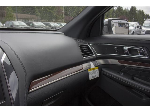 2018 Ford Explorer Platinum (Stk: 8EX6345) in Surrey - Image 29 of 30