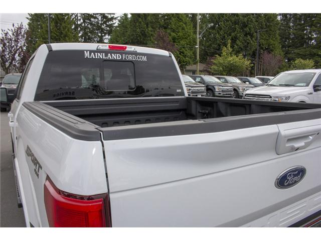 2018 Ford F-150 Lariat (Stk: 8F15265) in Surrey - Image 12 of 28
