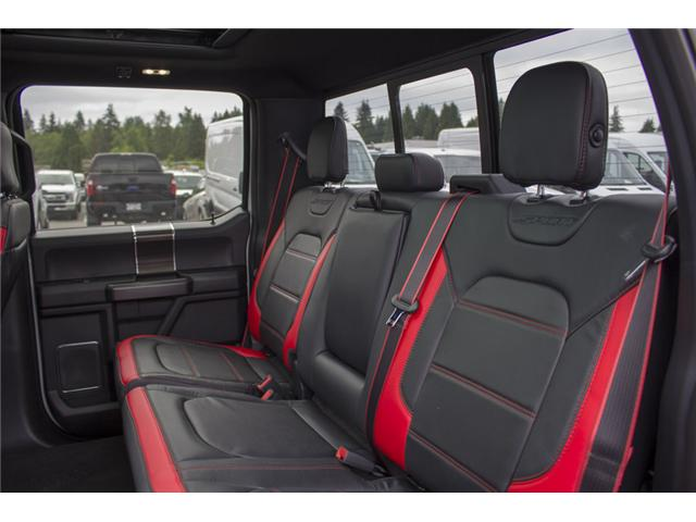 2018 Ford F-150 Lariat (Stk: 8F15265) in Surrey - Image 17 of 28