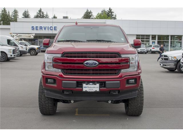 2018 Ford F-150 Lariat (Stk: 8F16298) in Surrey - Image 2 of 30