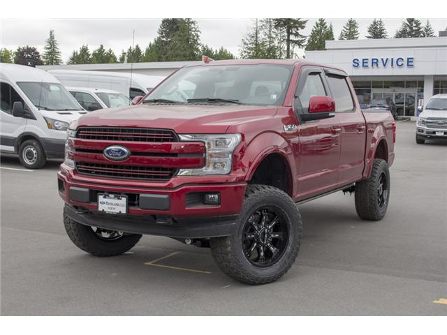 2018 Ford F-150 Lariat (Stk: 8F16298) in Surrey - Image 3 of 30