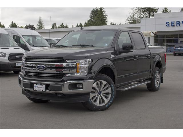 2018 Ford F-150 Lariat (Stk: 8F16807) in Surrey - Image 3 of 28