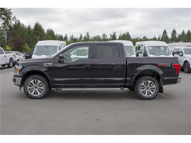 2018 Ford F-150 Lariat (Stk: 8F16807) in Surrey - Image 4 of 28