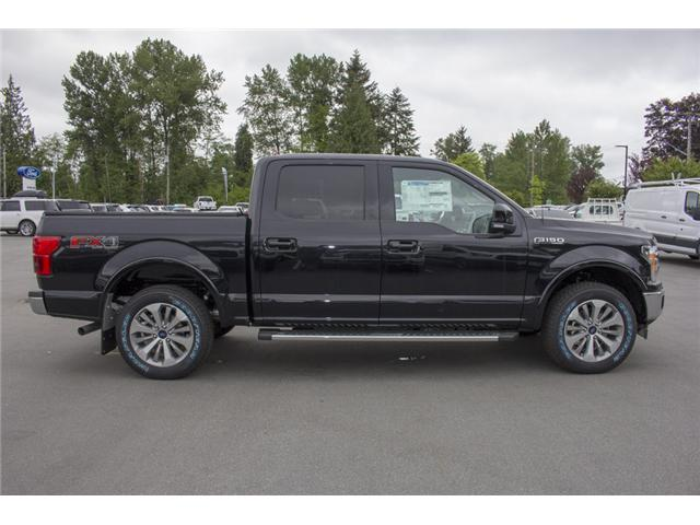 2018 Ford F-150 Lariat (Stk: 8F16807) in Surrey - Image 8 of 28