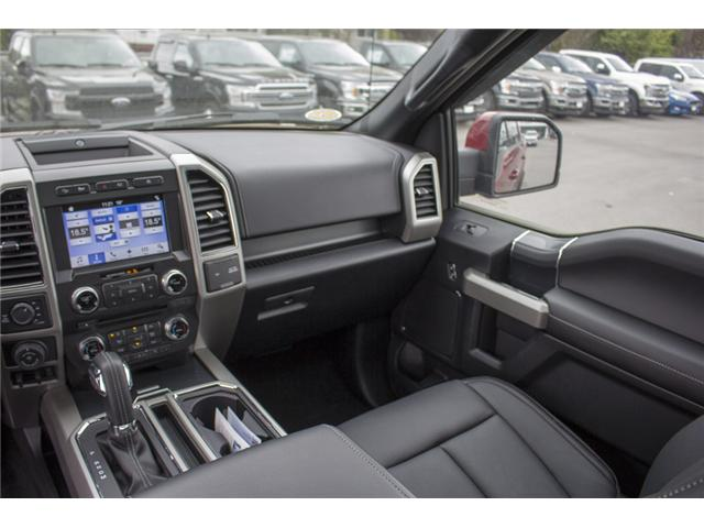 2018 Ford F-150 Lariat (Stk: 8F16298) in Surrey - Image 17 of 30