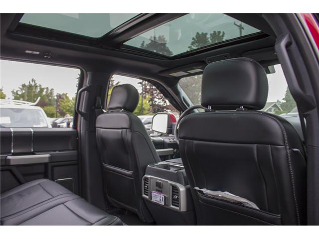 2018 Ford F-150 Lariat (Stk: 8F16298) in Surrey - Image 18 of 30